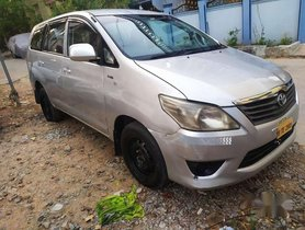 2012 Toyota Innova MT for sale in Hyderabad