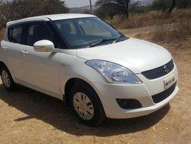 Used 2014 Maruti Suzuki Swift VXI MT for sale in Pune