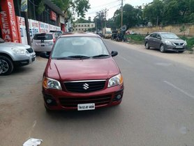 Used Maruti Suzuki Alto K10 VXI 2012 MT in Madurai