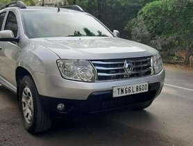 Used 2014 Renault Duster MT for sale in Coimbatore