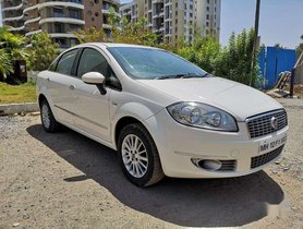 Used Fiat Linea Emotion 2010 MT for sale in Pune