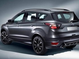 Ford's Upcoming Hyundai Creta Rival To Share Aplenty with Next-gen Mahindra XUV500