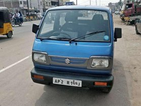 Used 2008 Maruti Suzuki Omni MT for sale in Hyderabad