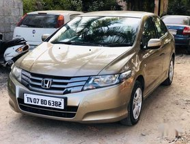 2009 Honda City S MT for sale in Chennai