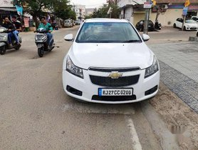 Chevrolet Cruze LTZ 2010 MT for sale in Jaipur
