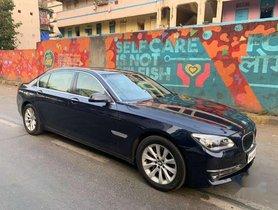 2014 BMW 7 Series 730Ld Sedan AT in Mumbai
