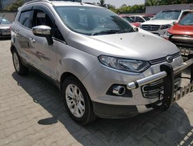 2015 Ford EcoSport MT for sale in Chennai