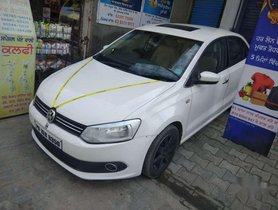 Used 2012 Volkswagen Vento MT for sale in Bathinda