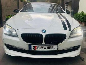 Used BMW 6 Series 650i Convertible 2013 AT in Hyderabad