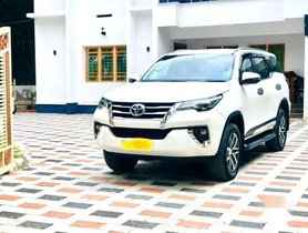 Toyota Fortuner 3.0 4x4 Automatic, 2018, Diesel AT in Ernakulam