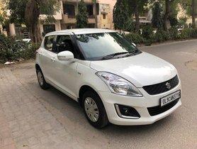 2017 Maruti Swift VXI MT for sale in New Delhi
