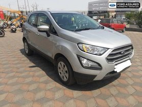 Used Ford EcoSport 1.5 DV5 MT Trend 2018 MT for sale in Vapi