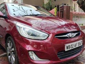 Used 2014 Hyundai Verna 1.6 SX VTVT MT for sale in Kolkata