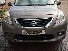 Used Nissan Sunny XV D, 2012, Diesel MT for sale in Bhavnagar