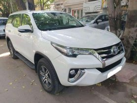 Toyota Fortuner 3.0 4x2 Automatic, 2017, Diesel AT in Chennai