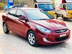 Hyundai Verna 1.6 CRDi SX, 2013, Diesel AT for sale in Nagar