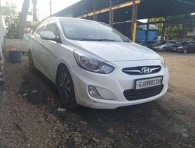 Used 2012 Hyundai Verna 1.6 CRDi SX MT in Ahmedabad