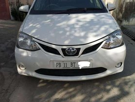 Used Toyota Etios Liva GD 2015 MT for sale in Patiala