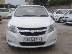 Used 2013 Chevrolet Sail 1.2 LS ABS MT in Chandigarh