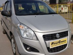 Used 2014 Maruti Suzuki Ritz MT for sale in Faridabad