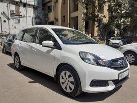 Honda Mobilio S i-DTEC 2015 MT for sale in Thane