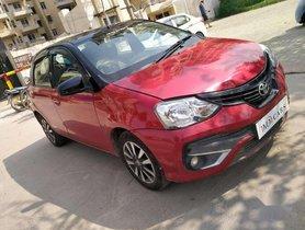 Toyota Etios Liva VXD 2017 MT for sale in Gurgaon