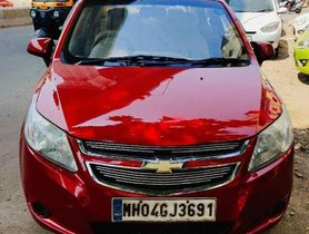 Chevrolet Sail U-VA 1.2 LT ABS, 2014, Diesel MT in Nagpur