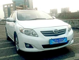 Toyota Corolla Altis 1.8 G, 2010 MT in Mumbai