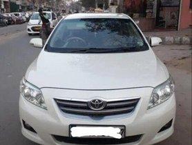 Used Toyota Corolla Altis GL 2008 MT in New Delhi