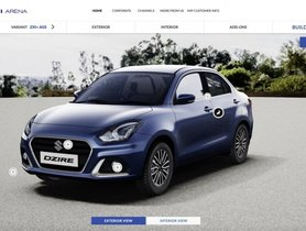 Check Out Every Little Detail of 2020 Maruti Dzire Facelift Without Stepping Outside Your Home