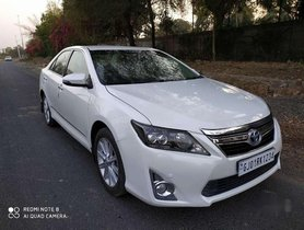 2015 Toyota Camry AT for sale in Ahmedabad