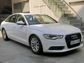 2013 Audi A6 2.0 TDI Premium Plus AT for sale in New Delhi
