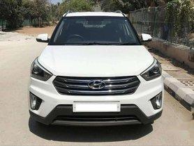 Used Hyundai Creta 1.6 SX 2016 MT for sale in Hyderabad