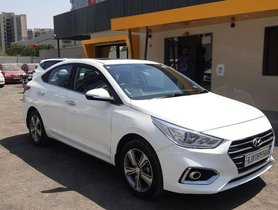 Hyundai Verna 1.6 VTVT S 2018 AT for sale in Ahmedabad