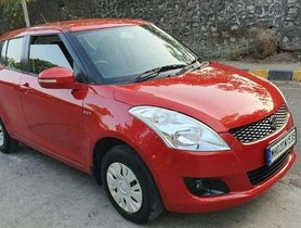 Used 2014 Maruti Suzuki Swift VXI MT in Mumbai