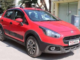 Fiat Avventura Emotion Multijet 1.3, 2017, Diesel MT in Ahmedabad
