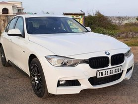 Used 2015 BMW 3 Series 2005-2011 AT for sale in Chennai
