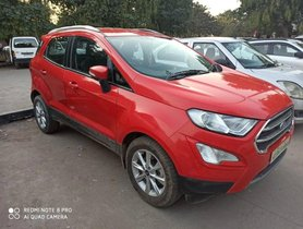 Used 2018 Ford EcoSport 1.5 TDCi Titanium Plus MT in Gurgaon