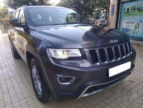Used 2016 Jeep Grand Cherokee Limited 4x4 AT for sale in Mumbai