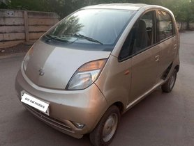 Used Tata Nano Lx 2011 MT for sale in Bilaspur