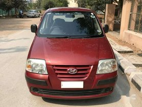 Hyundai Santro Xing GL, 2011, Petrol MT for sale in Hyderabad
