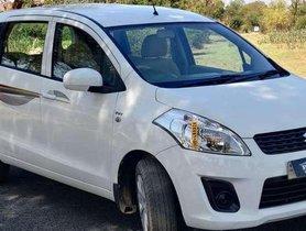 Used Maruti Suzuki Ertiga LXI 2015 MT for sale in Ahmedabad