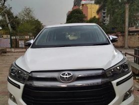 Toyota Innova Crysta 2.8 ZX 2017 AT for sale in Gurgaon