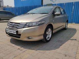Used Honda City V, 2009, Petrol MT for sale in Pune