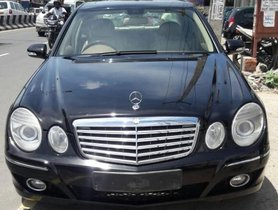 Mercedes Benz E Class 2007 AT for sale in Chennai