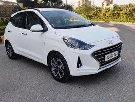2019 Hyundai Grand i10 Nios Sportz Petrol MT for sale in New Delhi