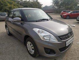 2014 Maruti Dzire VDI Diesel MT for sale in New Delhi