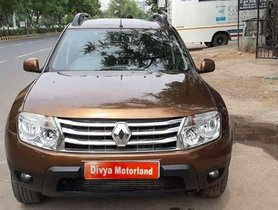 Renault Duster 85 PS RXL, 2013, Diesel MT for sale in Ahmedabad