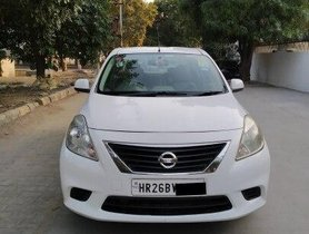 2012 Nissan Sunny 2011-2014 Diesel XL MT for sale in Gurgaon