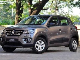 Used Renault Kwid RXT, 2016, Petrol MT for sale in Chennai